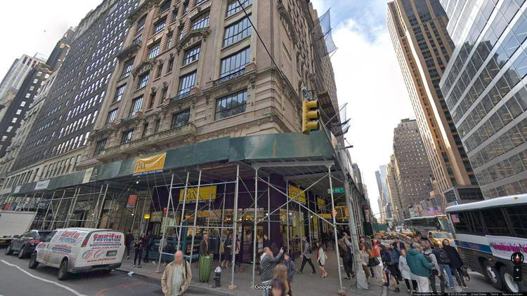 rent office 66-70 west 40th street