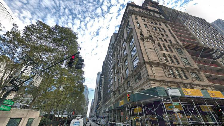 let office 66-70 west 40th street