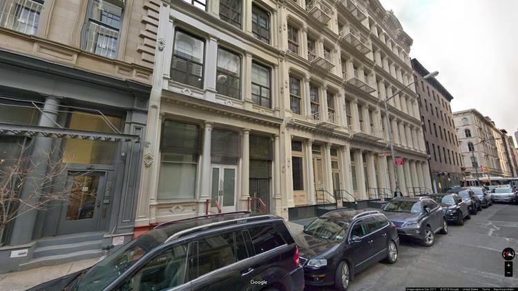 let office 66 white street