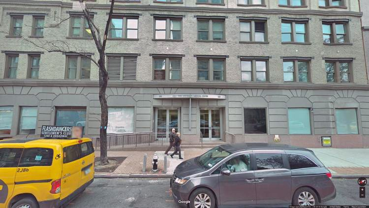 rent office 660 first avenue