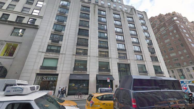 rent office 660 madison avenue
