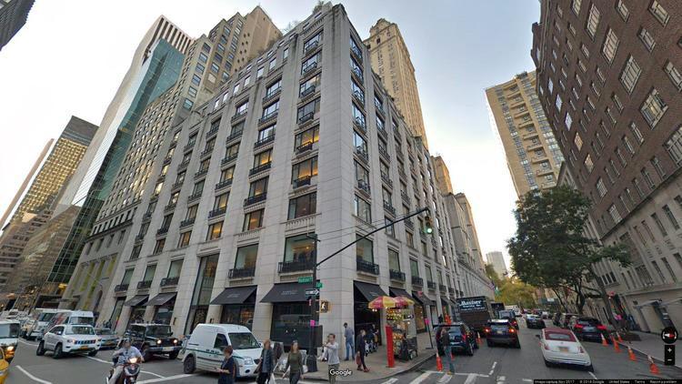 lease office 660 madison avenue