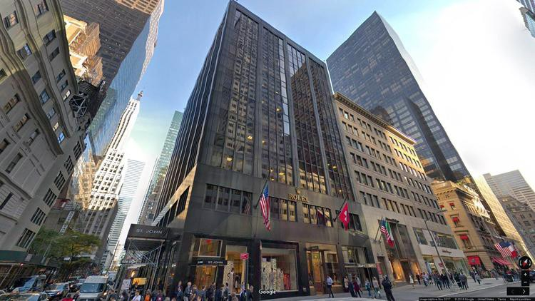 rent office 665 fifth avenue