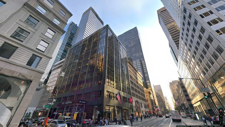 lease office 665 fifth avenue
