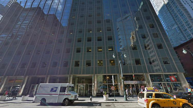 rent office 666 third avenue