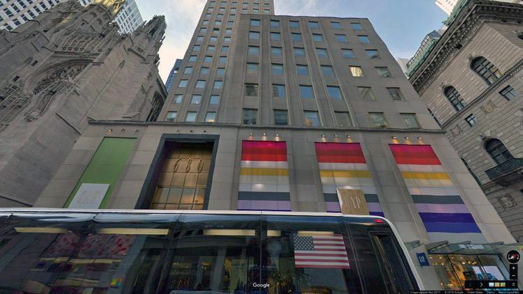 rent office 680 fifth avenue