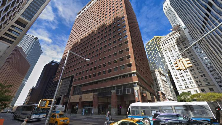lease office 7 hanover square