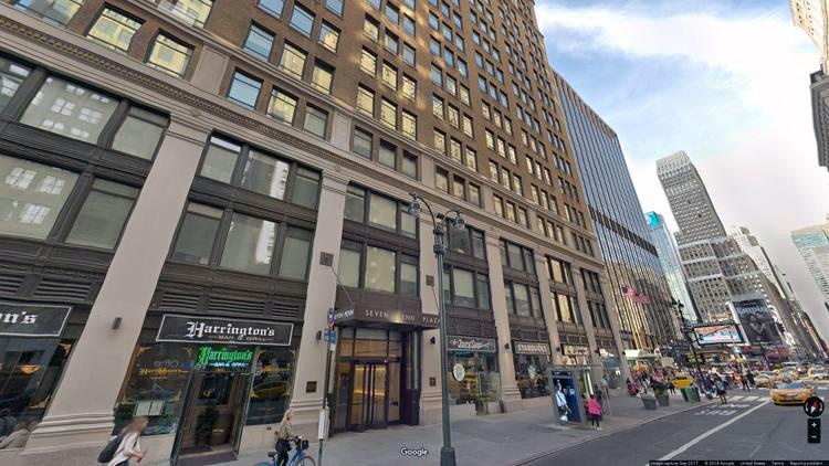 let office 7 penn plaza