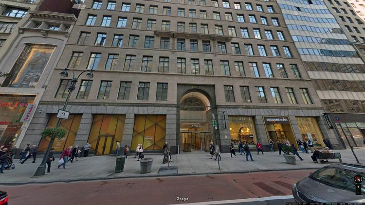 let office 7 west 34th street
