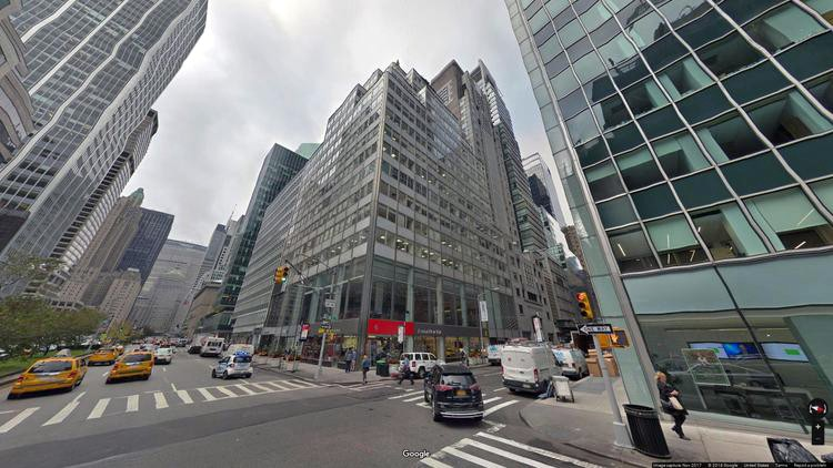 let office 70 east 55th street