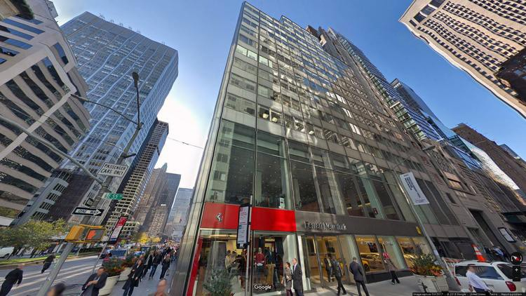 lease office 70 east 55th street