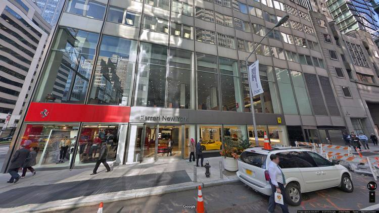 rent office 70 east 55th street