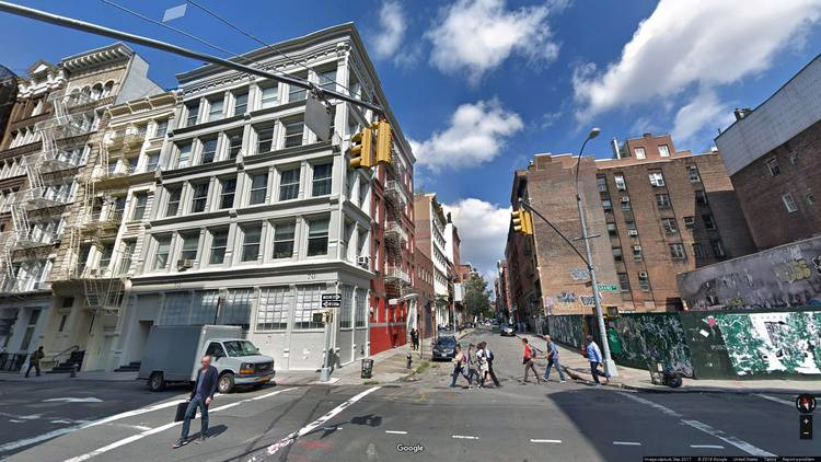 rent office 70 grand street