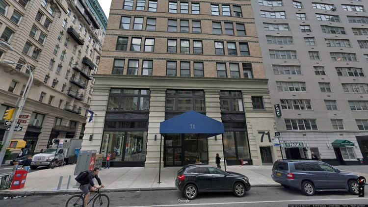 let office 71 fifth avenue