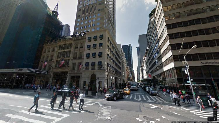 let office 712 fifth avenue