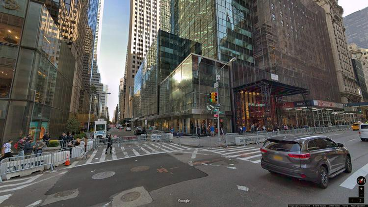 lease office 717 fifth avenue