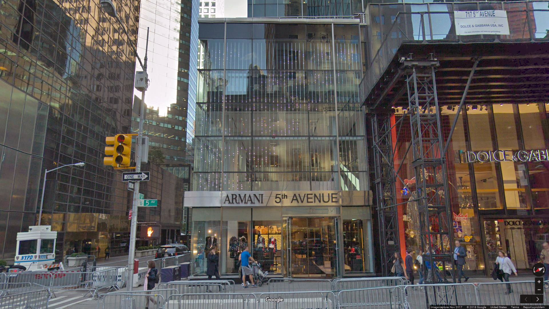 Rent Lease Office 717 Fifth Avenue
