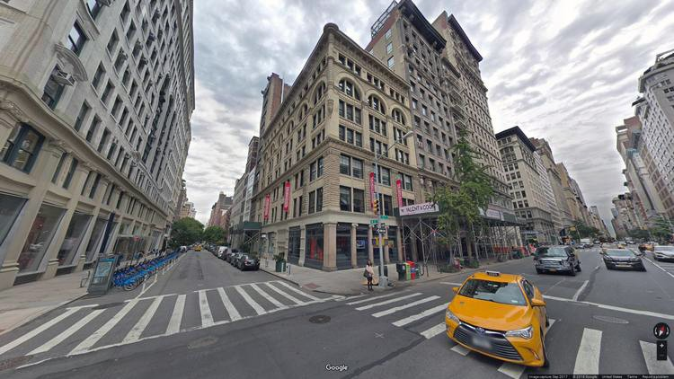 lease office 72 fifth avenue
