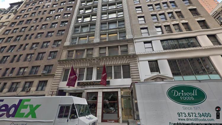 rent office 72 madison avenue