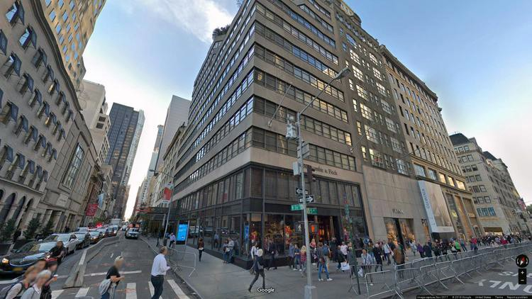 lease office 720 fifth avenue