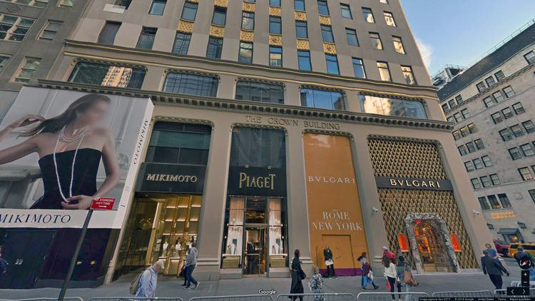 rent office 730 fifth avenue