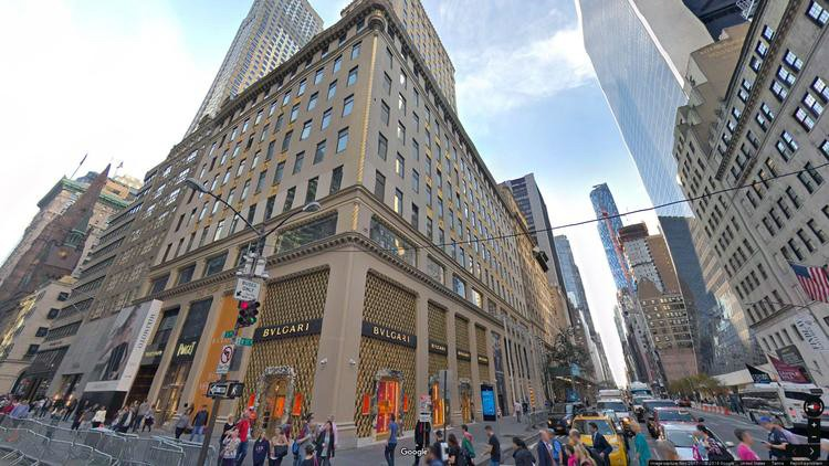 lease office 730 fifth avenue