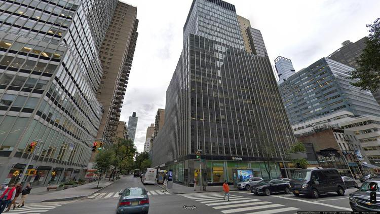 lease office 733 third avenue