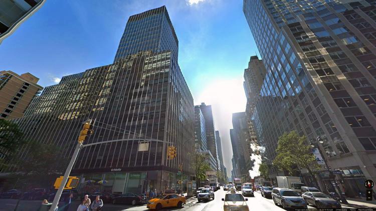 let office 733 third avenue