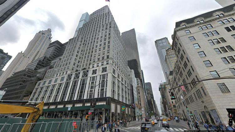 let office 745 fifth avenue