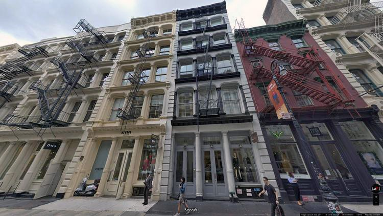lease office 75 greene street