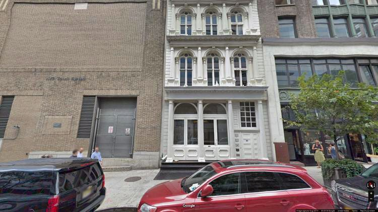 rent office 75 murray street