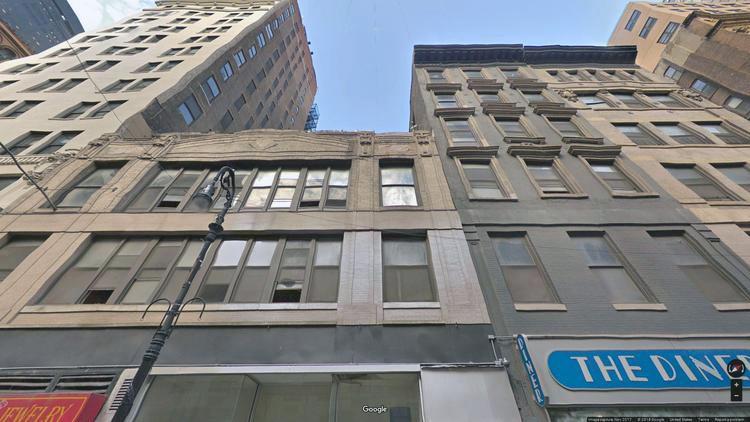 lease office 75 nassau street