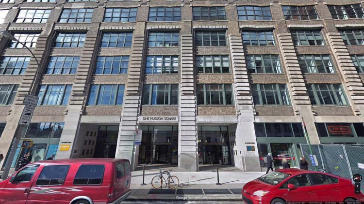 rent office 75 varick street