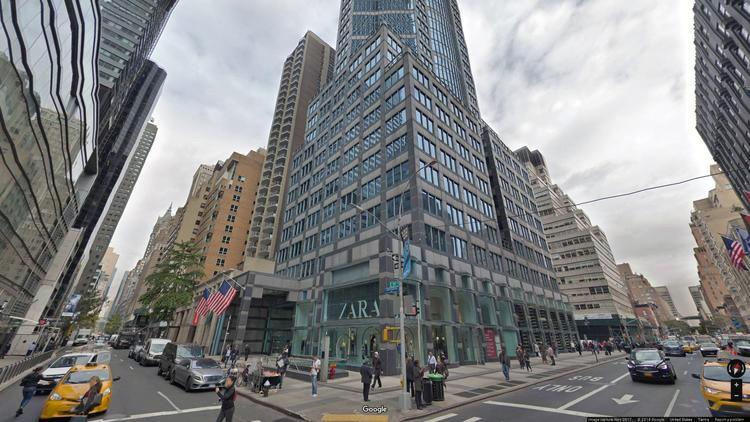 lease office 750 lexington avenue
