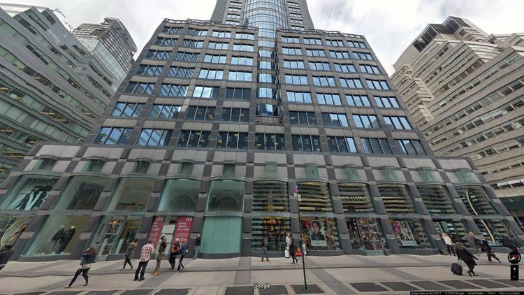 rent office 750 lexington avenue