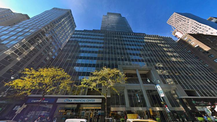 rent office 750 third avenue