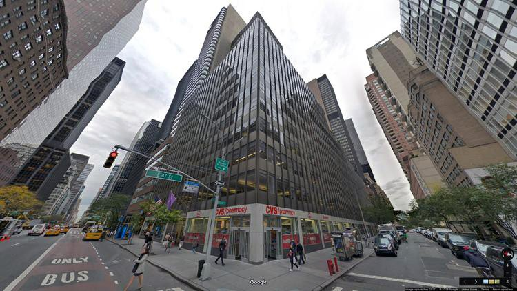 lease office 757 third avenue