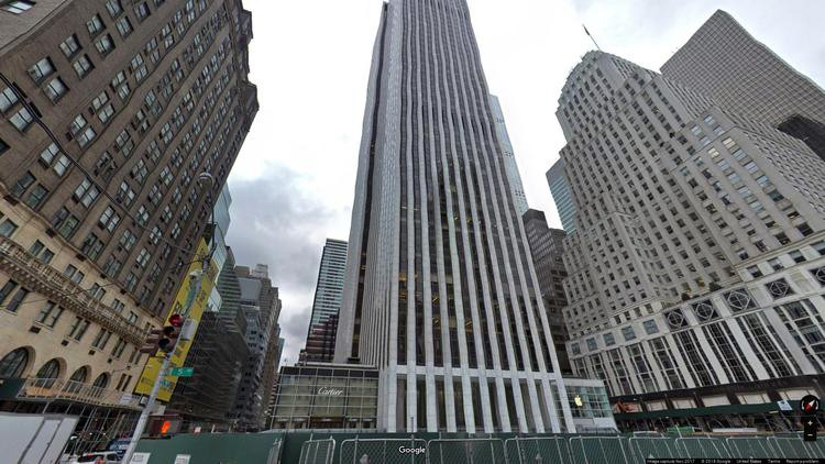 rent office 767 fifth avenue