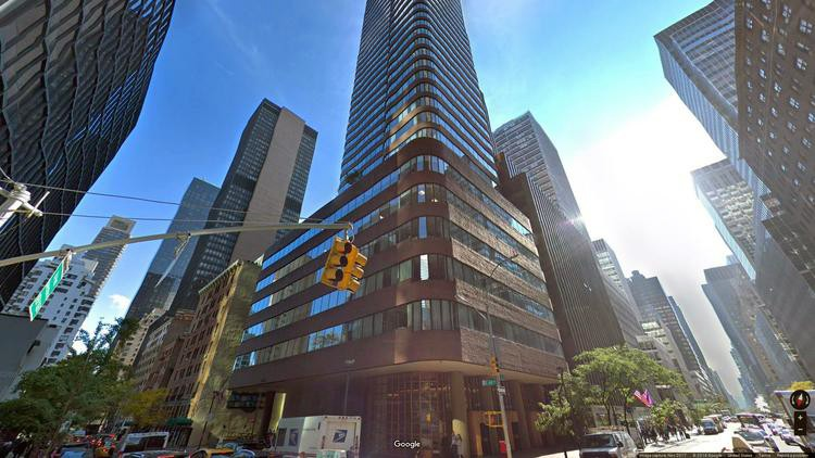 rent office 767 third avenue