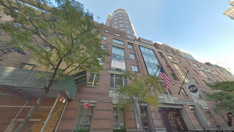 lease office 77 west 66th street