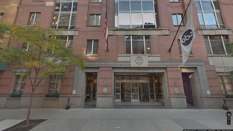 rent office 77 west 66th street