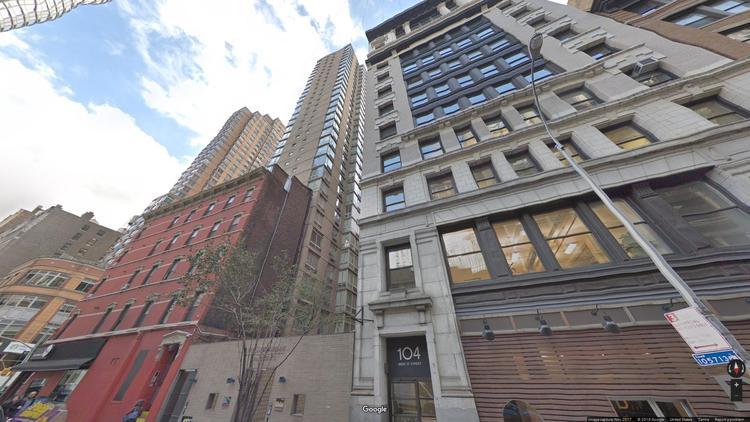 lease office 777-781 avenue of the americas
