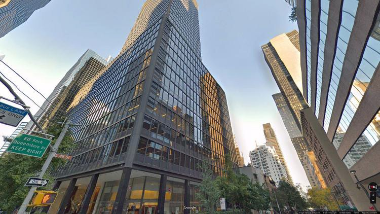 lease office 777 third avenue