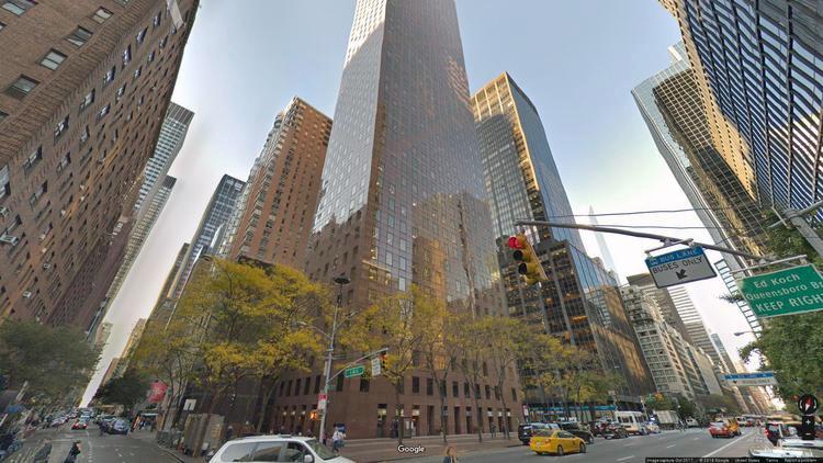 let office 780 third avenue