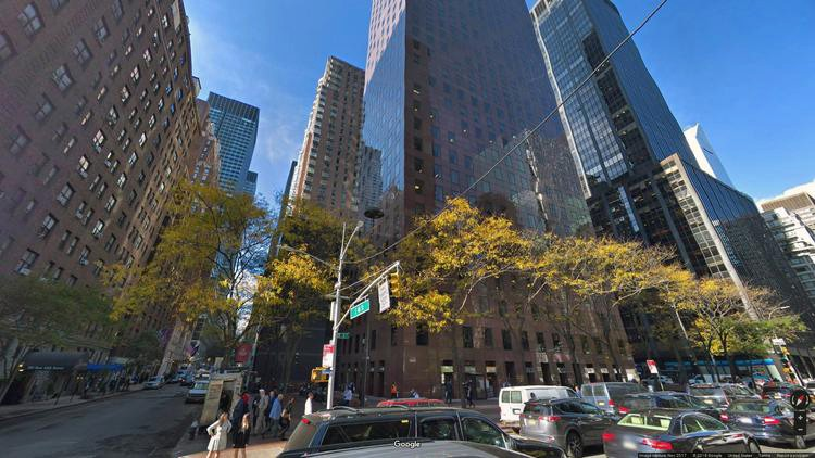 lease office 780 third avenue