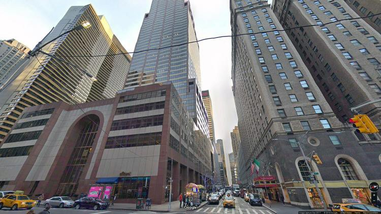 lease office 787 seventh avenue