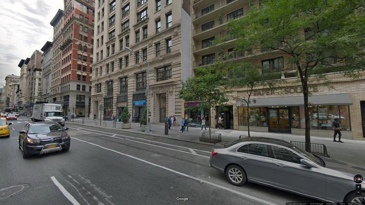 lease office 79 fifth avenue