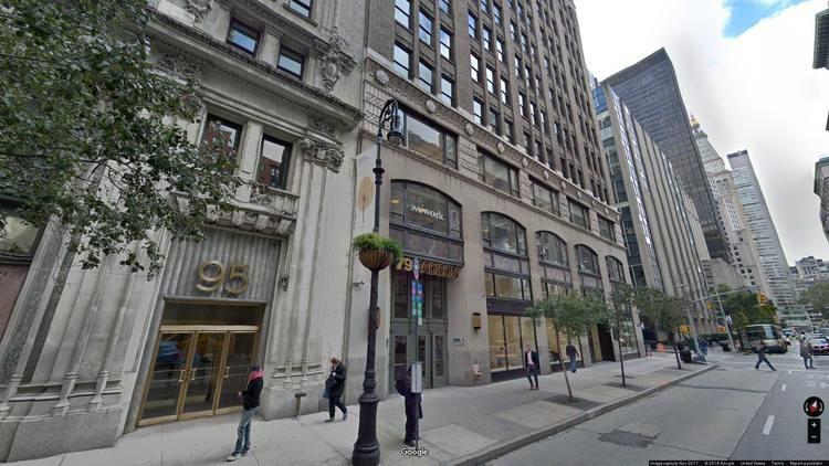 lease office 79 madison avenue