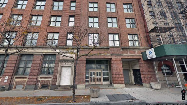 rent office 80 south street