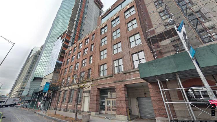 lease office 80 south street
